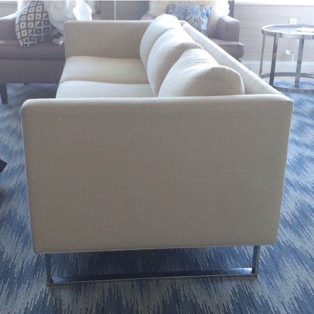 DWR Milo Baugman Goodland Modern Sofa - Image 4 of 5
