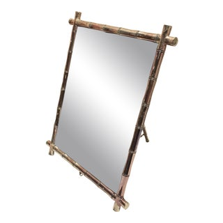 Silver Plated Bamboo Picture Frame