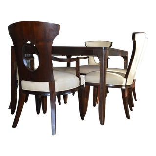 Sophisticated Barbara Barry Dining Room Images Best Inspiration - Barbara barry dining table parsons