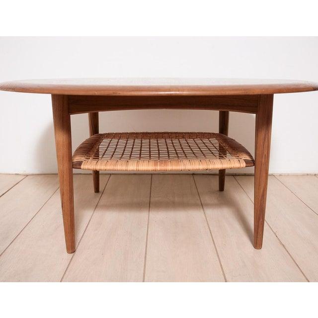 Teak Coffee Table by Johannes Andersen - Image 7 of 10