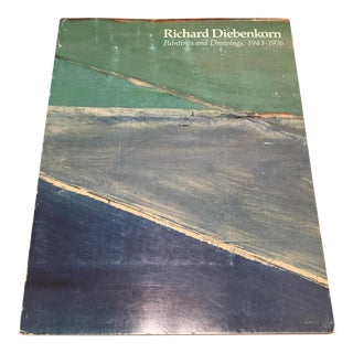 """""""Richard Diebenkorn 1943-1976"""" Exhibition Catalog"""