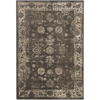 Gray Persian Style Rug - 8′10″ × 12′2″