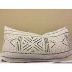 Image of African Mudcloth Boho Chic Pillow