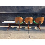 Image of Kodawood Mid Century 3-Seater Bench
