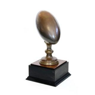 Vintage Football Trophy