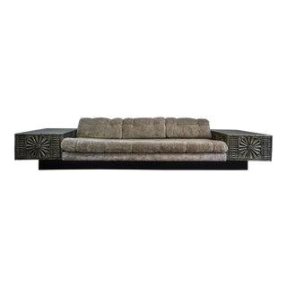 Adrian Pearsall Brutalist Sofa