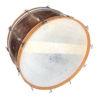 Vintage High School Drum