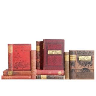 Victorian Literature Mixed Books - S/10