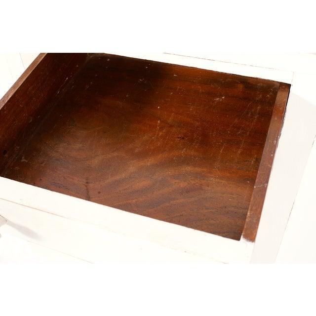 Image of Shabby Chic Martha Washington Sewing Table
