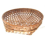 Image of Large Round Asian Basket