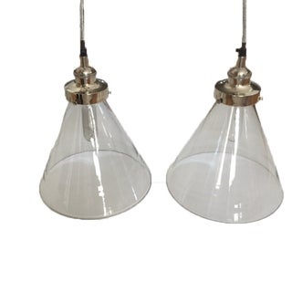 Arteriors Carlton Pendant Lights - A Pair