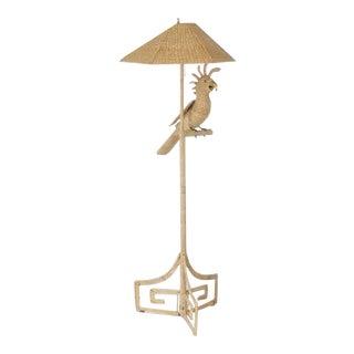 Mario Torres Cockatoo Floor Lamp