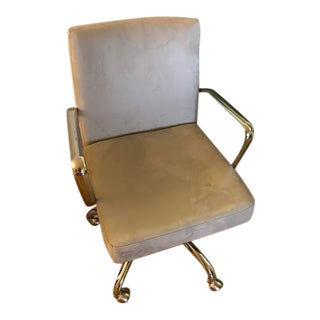 Twill Airgo Office Armchair