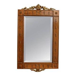 Gilt Spanish Mirror