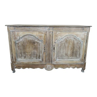 19th Century Antique French Painted Buffet