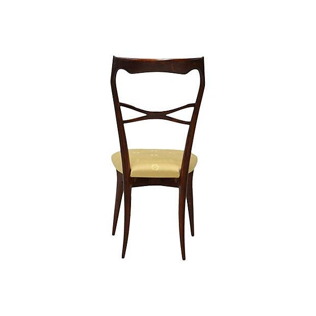 Italian Dining Chair Set - Set of 4 - Image 4 of 4