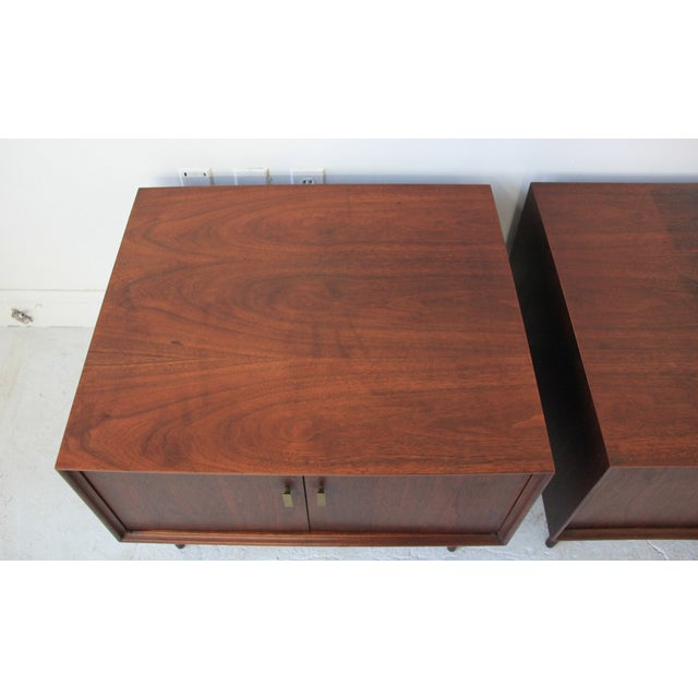 Vintage Mid Century Modern End Tables - Pair - Image 7 of 7