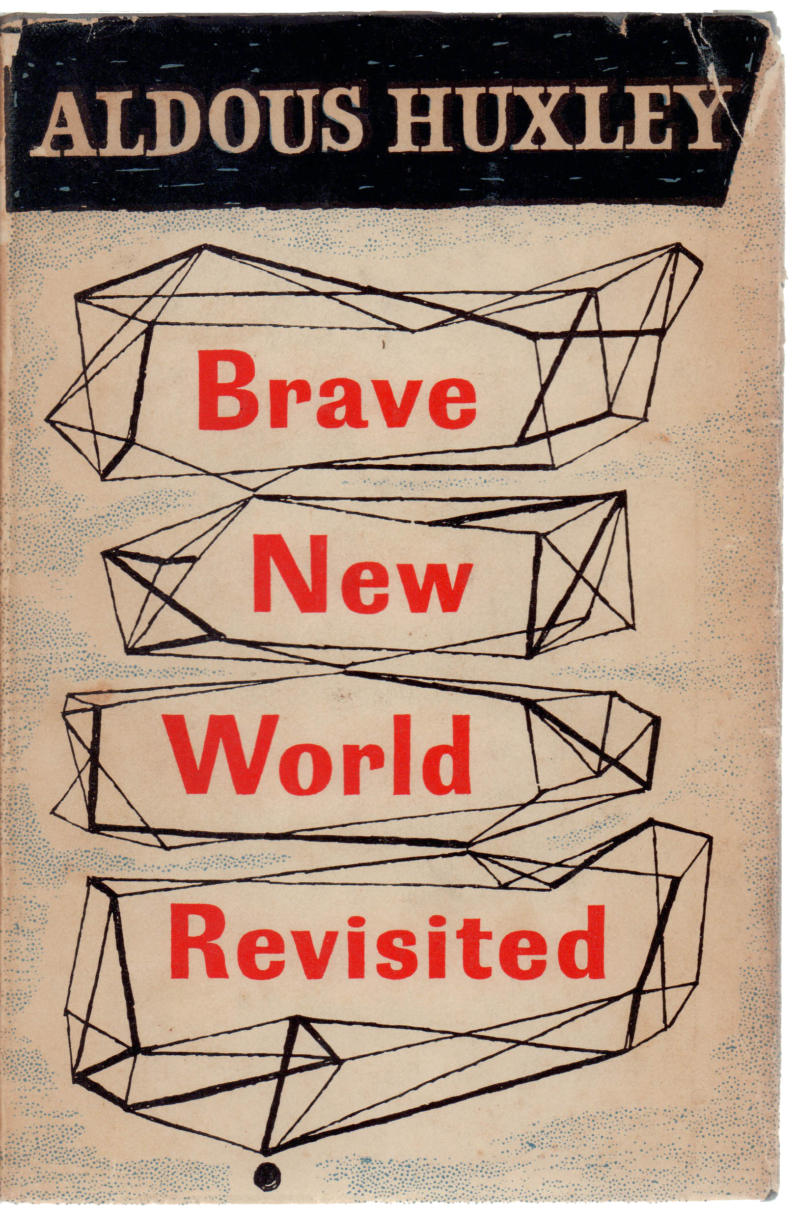 Brave New World Revisited By Aldous Huxley Chairish
