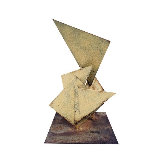 Image of Mid Century Modernist Sculpture