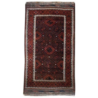 Early 20th Century Persian Baluch Rug
