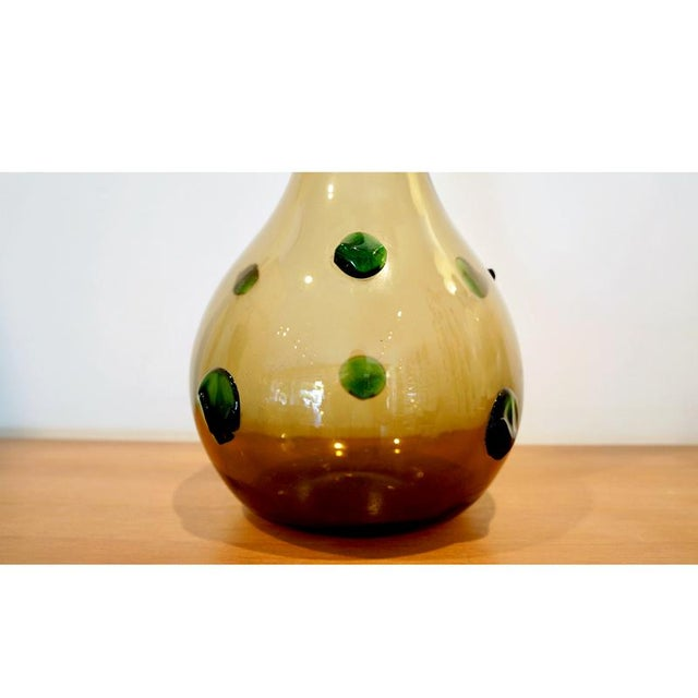 Empoli Glass Vase - Image 5 of 6