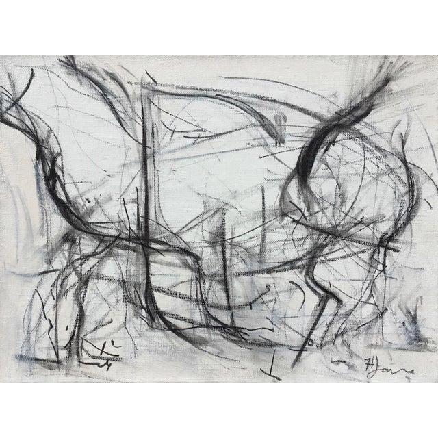'Movment II' Original Painting - Image 2 of 7