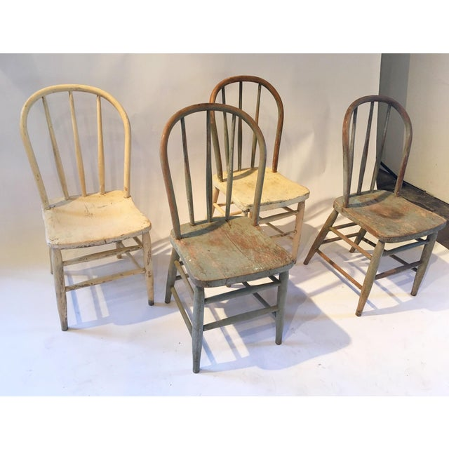 Farm House Dining Chairs - Set of 4 - Image 5 of 6