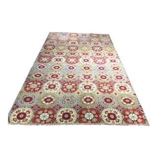 "Bellwether Rugs Vintage Turkish Zeki Muren Rug - 5'9""x9'4"""