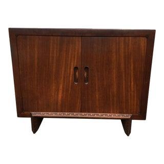 Frank Lloyd Wright by Heritage Henredon Cabinet