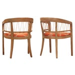 Image of Edward Wormley 1940s Drexel Side Chairs – Pair