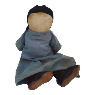 Early 20th Amish Doll