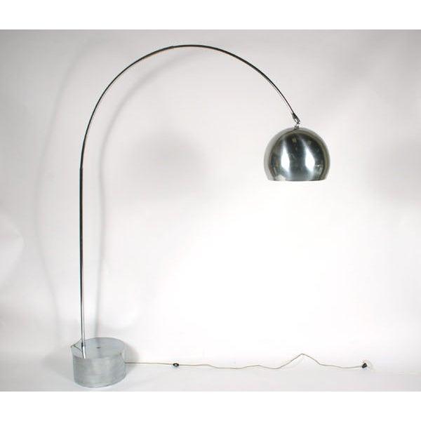 Image of Arco Style Vintage Floor Lamp