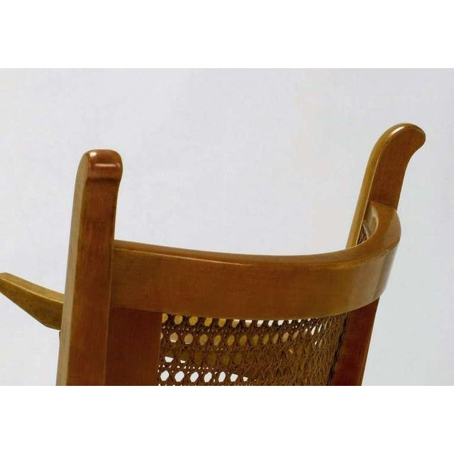 Set Six Edmond Spence Swedish Dining Chairs - Image 9 of 10