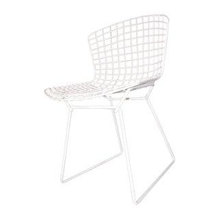 Harry Bertoia Knoll Metal Side Chair