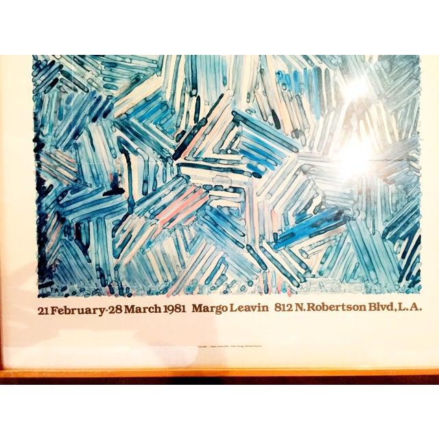 Jasper Johns Drawings 1970-80 Gallery Poster - Image 7 of 7