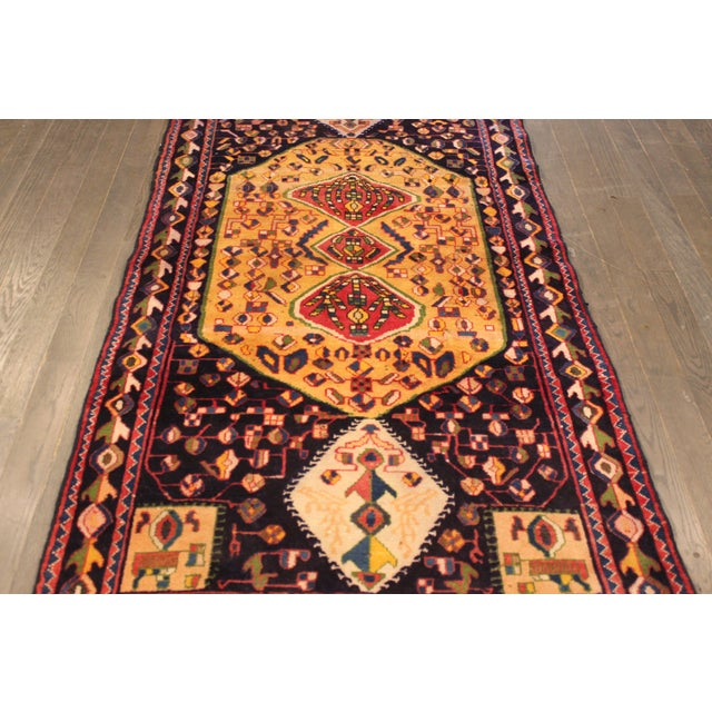 "Apadana Persian Rug - 3'5"" X 6'5"" - Image 4 of 4"