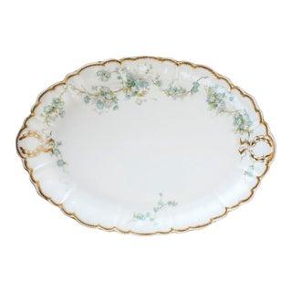 Haviland Limoges Schleiger Platter
