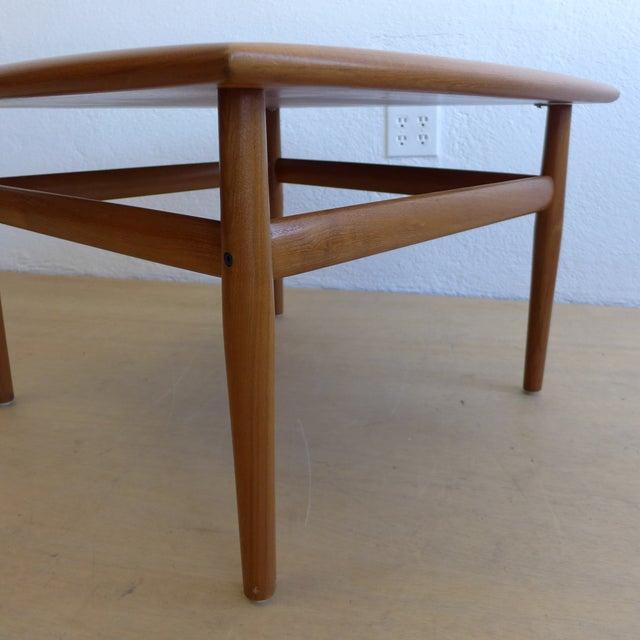 Image of Grete Jalk Eames Era Teak Square End Table