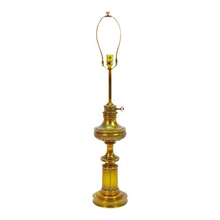 Stiffel Traditional Brass Table Lamp