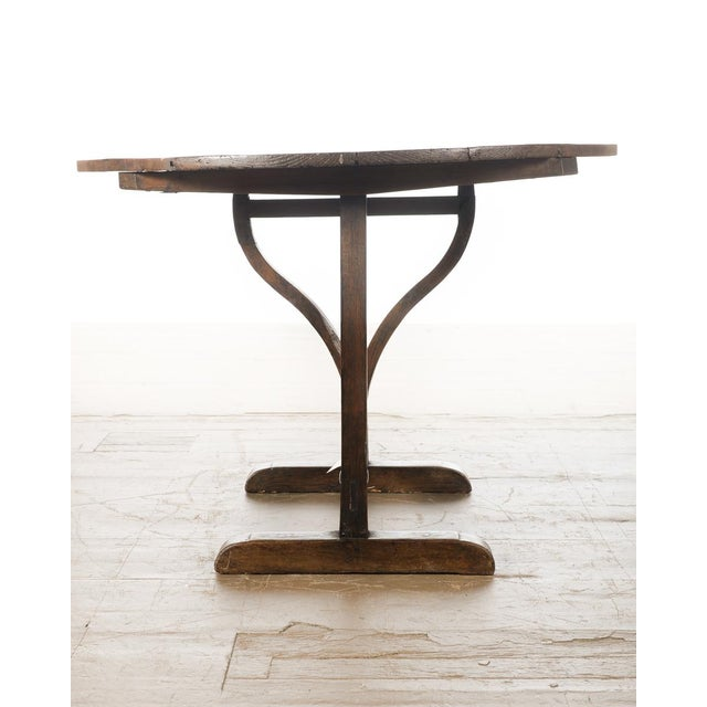 Antique 19th Century French Country Dining Table - Image 9 of 10