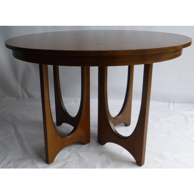 Mid Century Broyhill Brasilia Dining Table Chairish