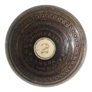 Jaques & Son Lawn Bowling Ball