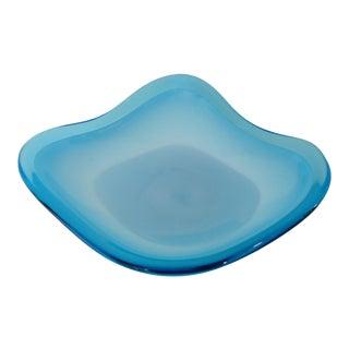 Murano Glass Console Dish