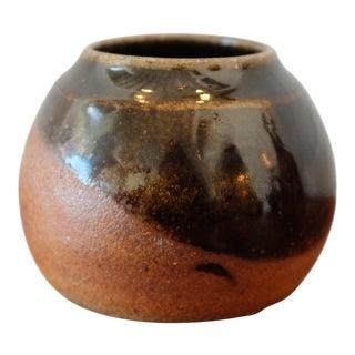 Handmade Studio Pottery Stoneware Vessel