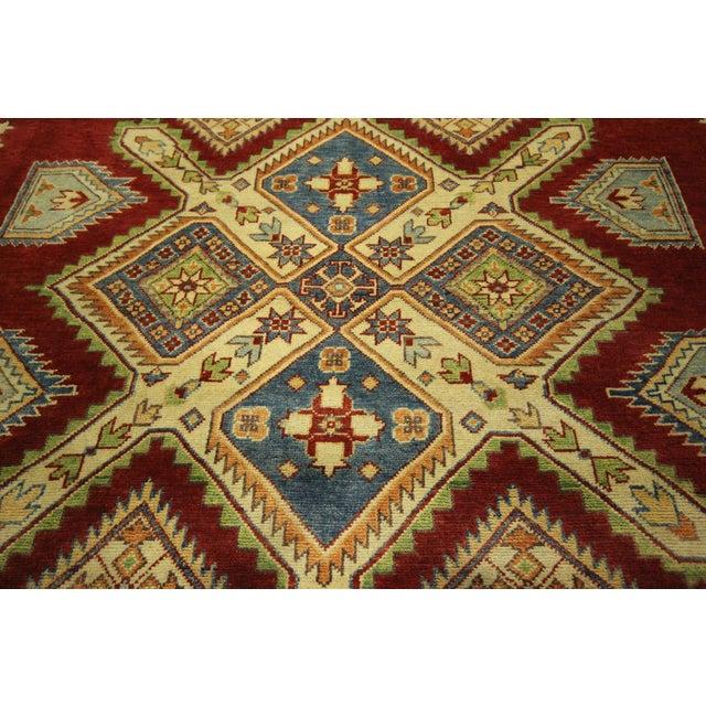 Image of Oriental Super Kazak Rug - 8' x 12'