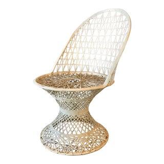 Russell Woodard Spun Fiberglass Chair