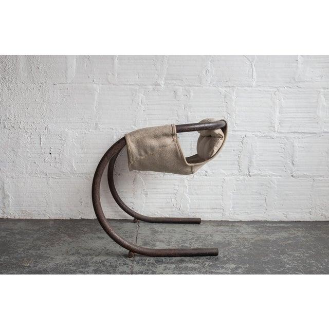 Industrial Rocking Chair Byron Botker for Landes - Image 4 of 5