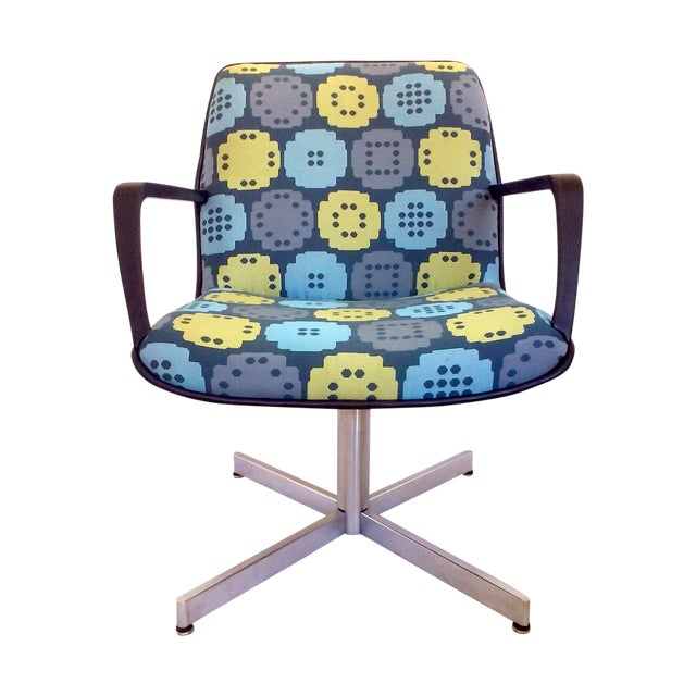 Mid-Century Modern Office Chair - Image 1 of 5