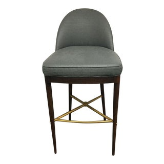 Hickory Chair Laurent Bar Stool