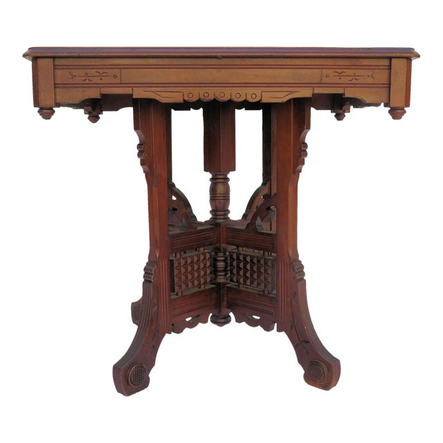 Antique moroccan center table chairish for Table 52 prices